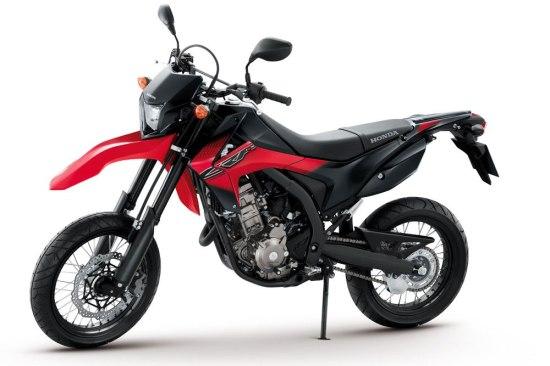 Honda CRF250M 2013model 05