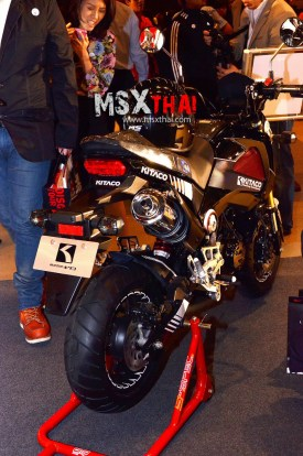 Honda MSX125 Custombike 03