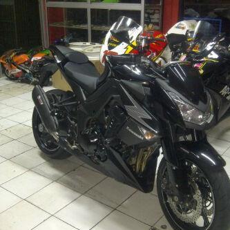 Kawasaki ER250C