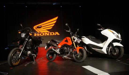 Honda CRF250M Forza300 01
