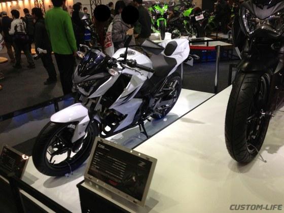 Kawasaki Z250 09