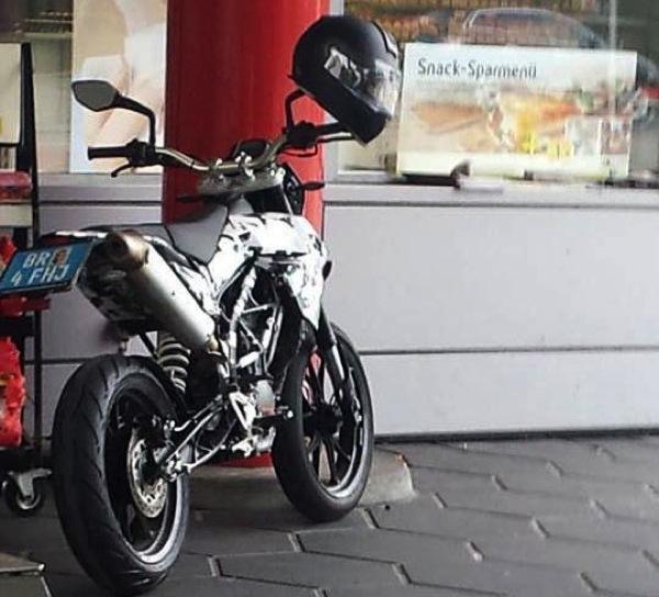 KTM 200 Supermotard
