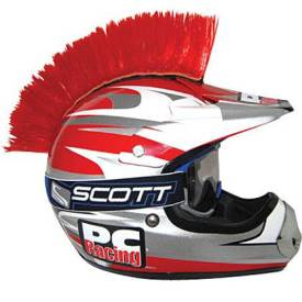 Helmet Mohawk 01