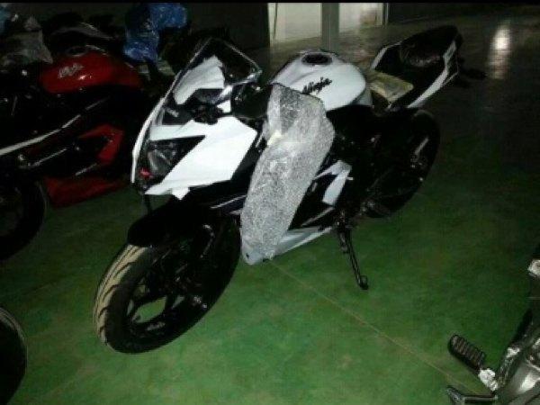 Kawasaki er250f