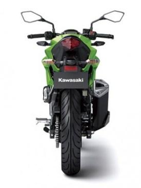 Kawasaki Z250SL 18