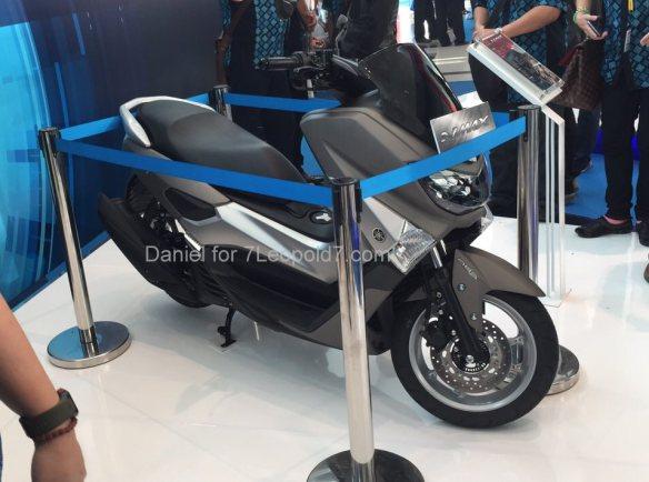 Yamaha NMAX150 03