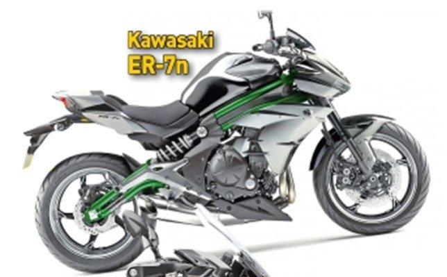 Kawasaki ER 7n