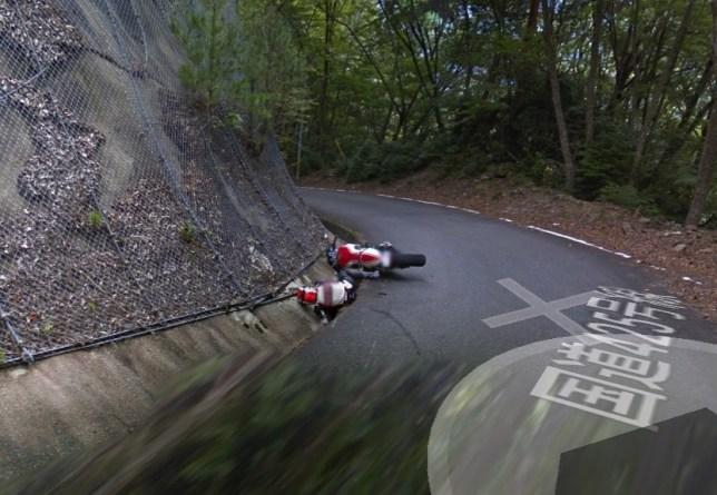 GoogleCar 425 bikecrash 04