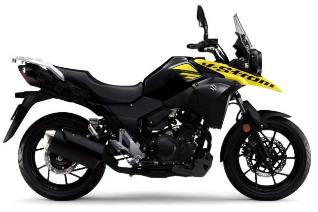 Suzuki DL250VStrom 2017 06