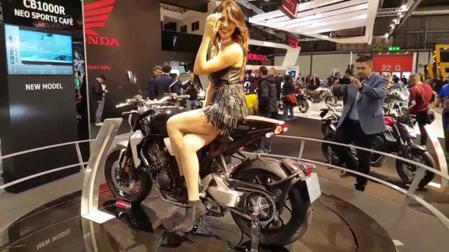 Honda CB1000R 2018 04