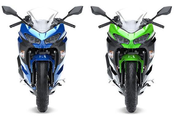 Ninja400 250 2018model 1