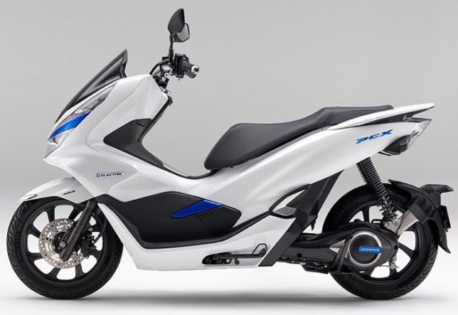 PCX Electric release 04
