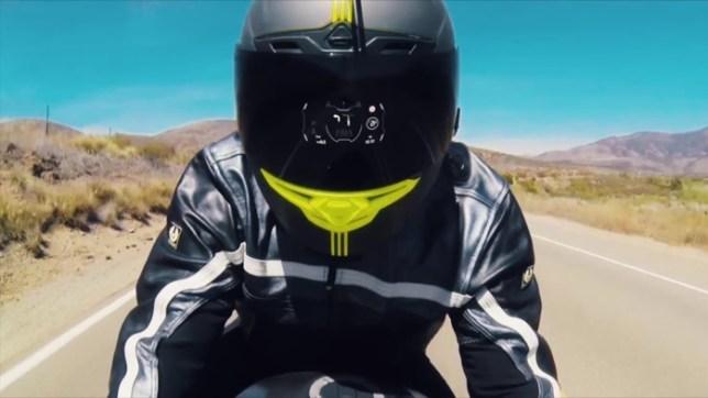 KAIKEN Helmet 05