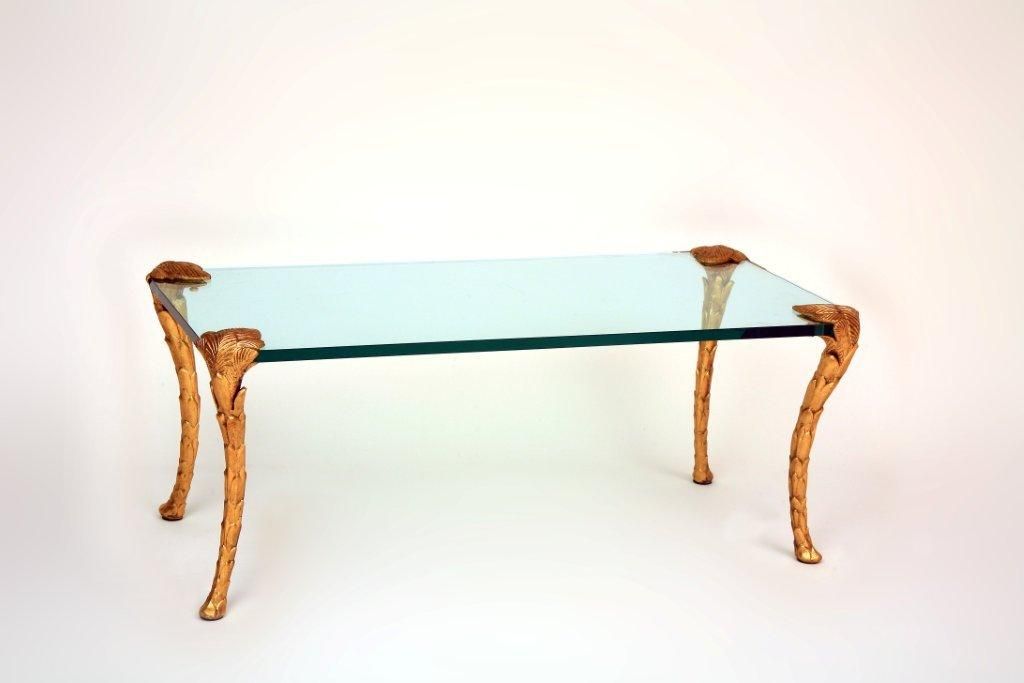 Acanthus Leaf Coffee Table