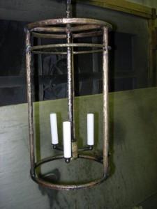 Diego GIACOMETTI Chandelier lighting fixture