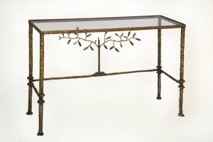 Diego Giacometti Tree of Life Glass Top