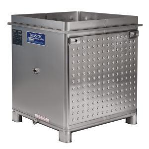 Transtore open top fermentation tank
