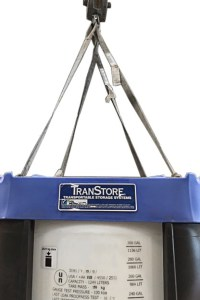 Voyager Plus poly IBC top lifting