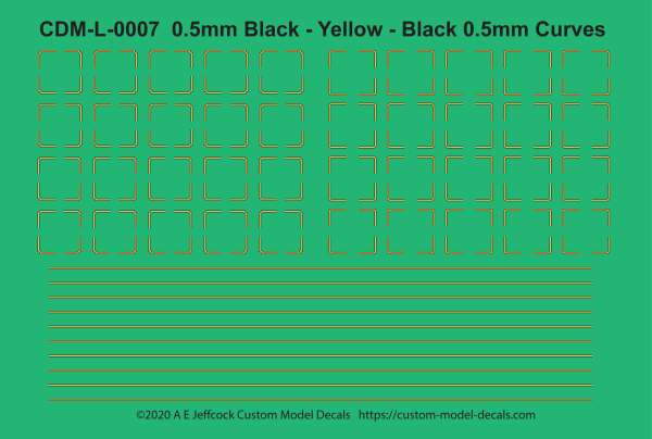 CMD-L-0007-point-5mm-black-yellow-black-with-point-5mm-curves