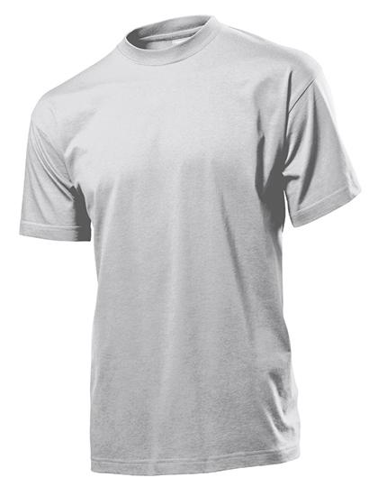 Stedman T-Shirt Classic Herren T Shirts Mann Kurzarm Basic Größe S-3XL ST2000