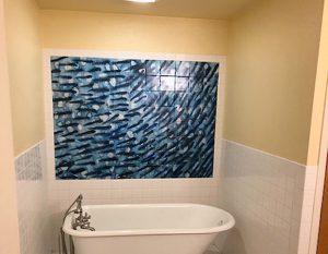 cost indoor custom tile murals custom