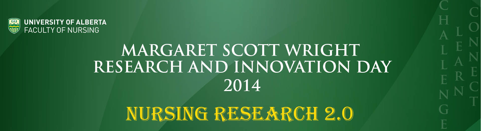 28th Annual Margaret Scott Wright: Research and Innovation Day 2014