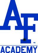 AF Academy Logo Blue copy