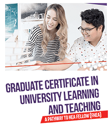 Graduate Certificate in University Learning and Teaching