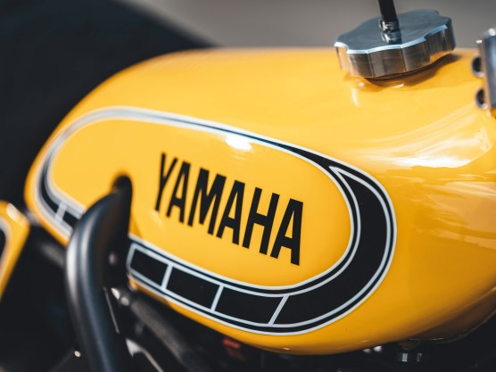 Yamaha XSR 700 – Twin Shock