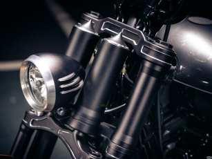 Thunderbike Harley-Davidson Foto Ben Ott