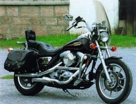 FXRS Convertible von 1993 mit abnehmbarer Frontscheibe