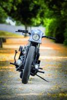 Harley Davidson FXE Shovelhead – Totale Eskalation