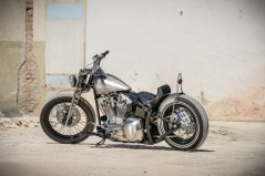 Softail Heritage Classic Bobber