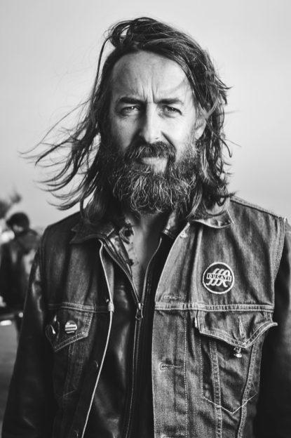 Hermann Köpf ist ein Multitalent: Fotograf, Designer, Veranstalter