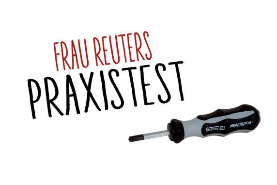 Willkommen bei Frau Reuters Praxistest