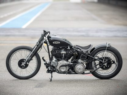 Harley-Davidson Knucklehead – Vanguard