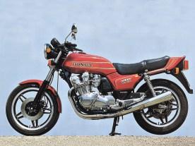 Das Original: Die Honda CB900F Bol d'Or wurde von 1978 bis 1984 gebaut