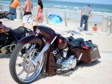 Die Bikeshows in Daytona sind kaum mehr der Rede wert