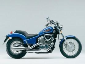Hondas kleine VT 600 steht als Umbauprojekt hoch im Schrauberkurs