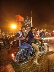 Die Rider Mania ist das wohl exotischste Event, das wir je besucht haben ...