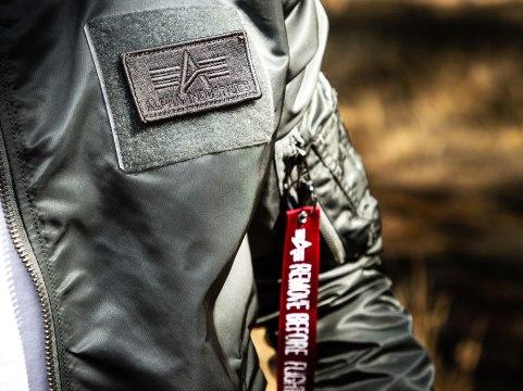 Alpha Industries: Angesagte Streetwear im Military-Look.