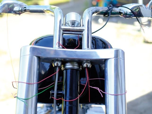 Keine Angst vor Elektrik – Chopper neu verkabelt