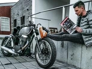 Keine Kohle aber Bock auf Custom? Unser Low-Budget-Bike ist dieses Mal Suzukis Eintopf LS 650 Savage