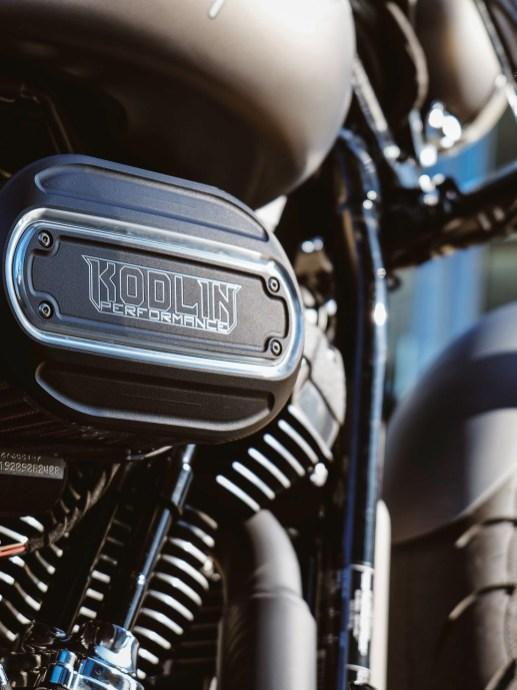 Wo Performance draufsteht, ist auch welche drin: Der Motor wurde auf 124 Kubikinches aufgerüstet