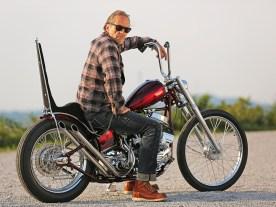 Nicht nur Oldschool-Chopper sondern ausgefeiltes Motorradkonzept der Thunderbike-Trupp um Andreas Bergerforth