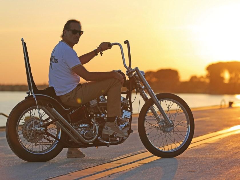 Harley-Davidson Panhead – Thunderbike »30th Pan«