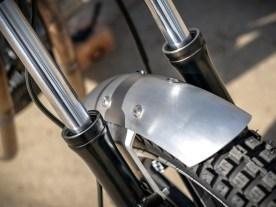 Viele Teile sind zugekauft und wurden entsprechend abgeändert oder angepasst, so wie Front- und Heckfender