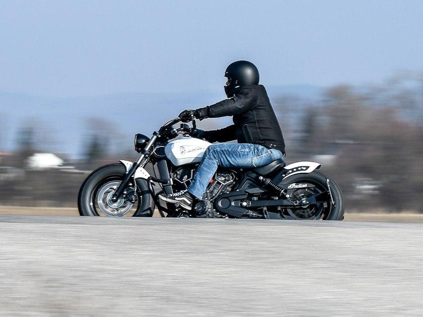 Indian Scout Sixty – The wild scout