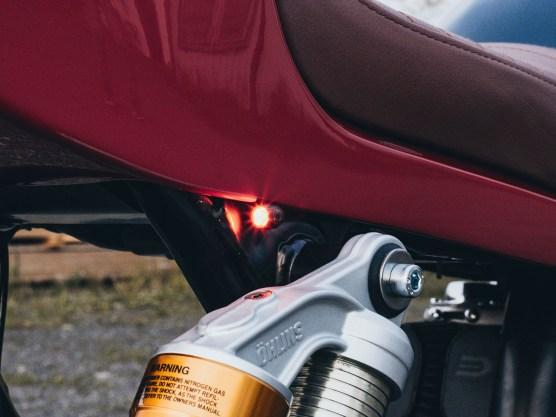 Honda CB Seven Fifty – Double-Four
