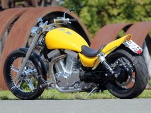 Stand jetzt: Lothars Motorrad ist fertig … vielleicht